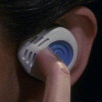 Star Trek earpiece